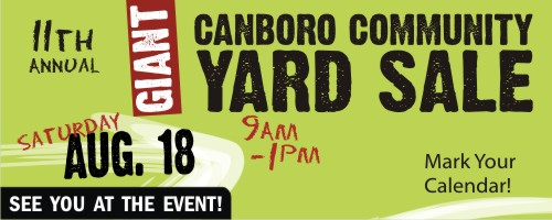 2018 Dunnville Community Yard Sale